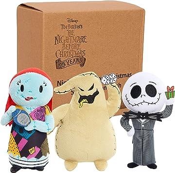 Amazon.com: Nightmare Before Christmas - Juego de 3 granos ...