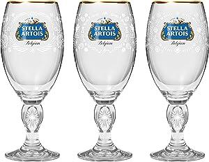 Stella Artois Better World 2019 Limited Edition Mexico, Peru, and Tanzania Chalice Gift Set, 33cl