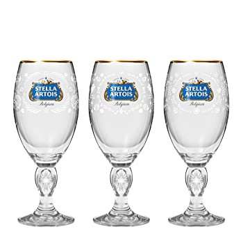 Stella Artois Better World Beer Glass