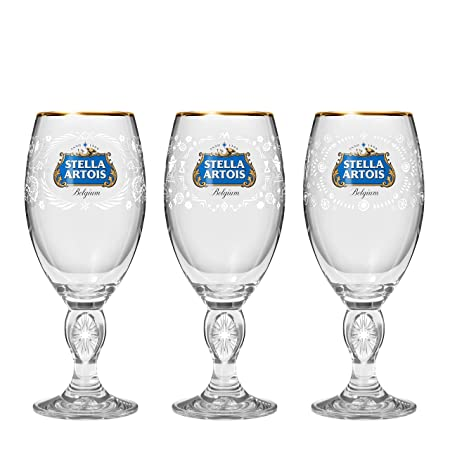 Stella Artois Better World Beer Glass