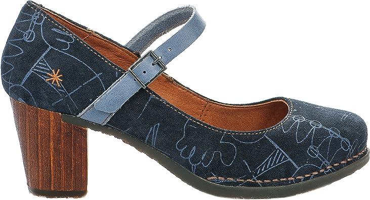 Chaussures femme ART Bleu Millim: