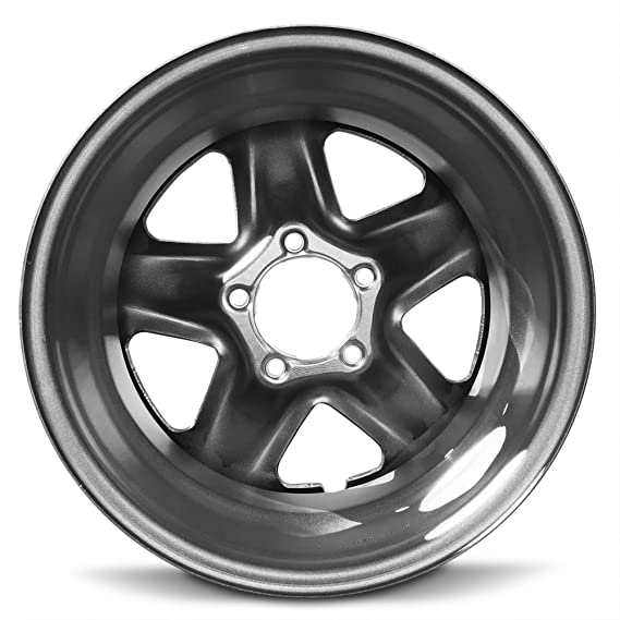 Amazon Com New 18 X 8 Inch 5 Lug Toyota Tundra 07 16 Steel Full