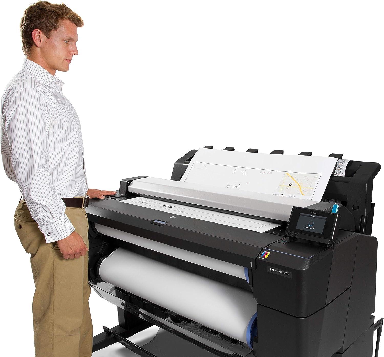 HP Designjet T2530 - Impresora de gran formato (HP-GL/2, HP-RTL ...