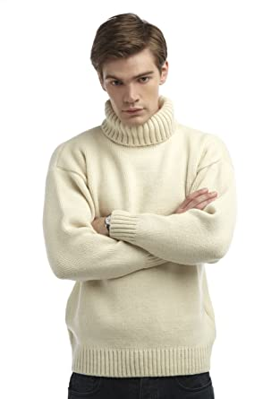 b192478c81d Original Montgomery Men's Merino Wool Submariners Sweater