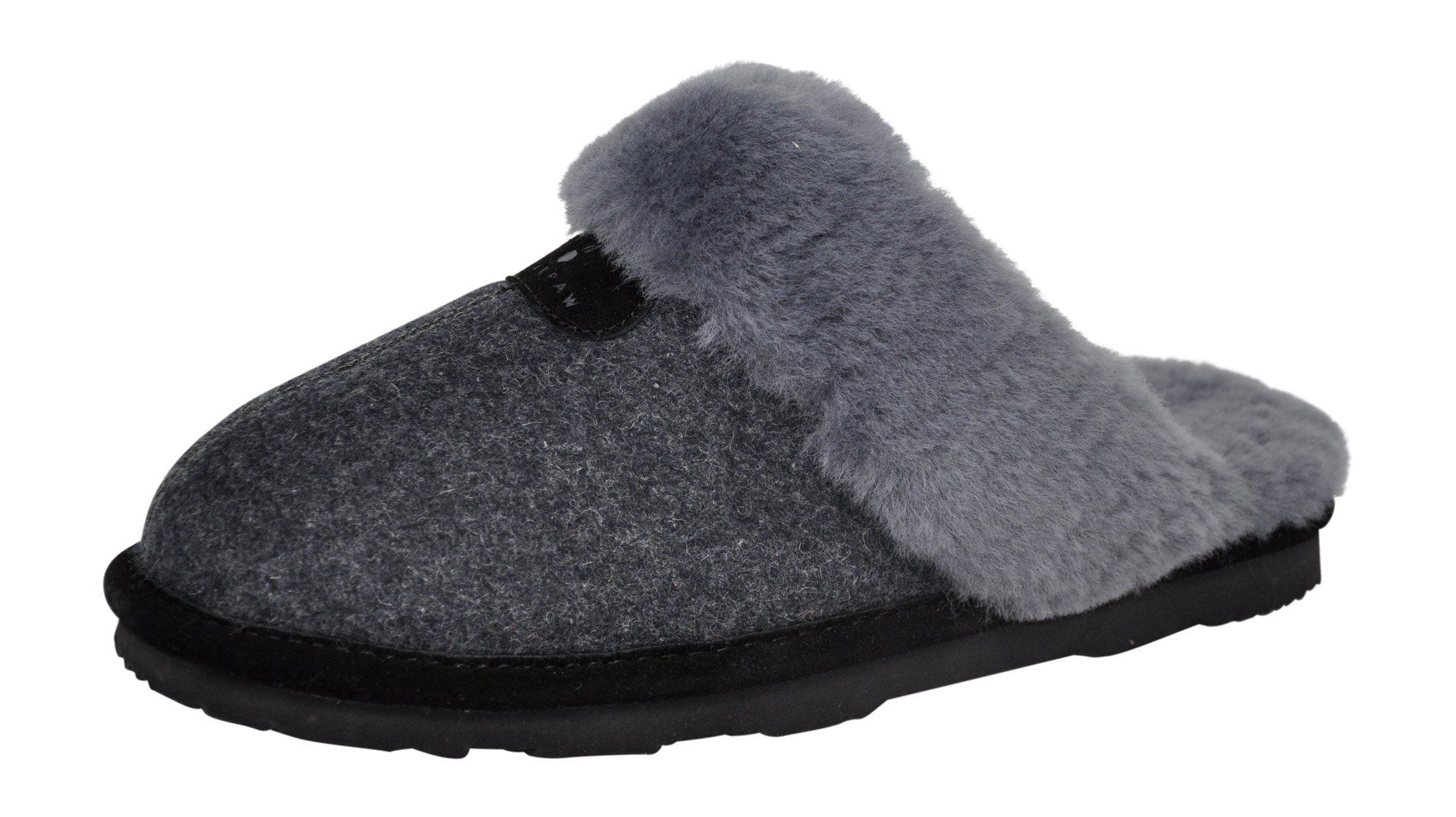 f614daac2dbc Galleon - BEARPAW Women s Loki II Scuff Slipper