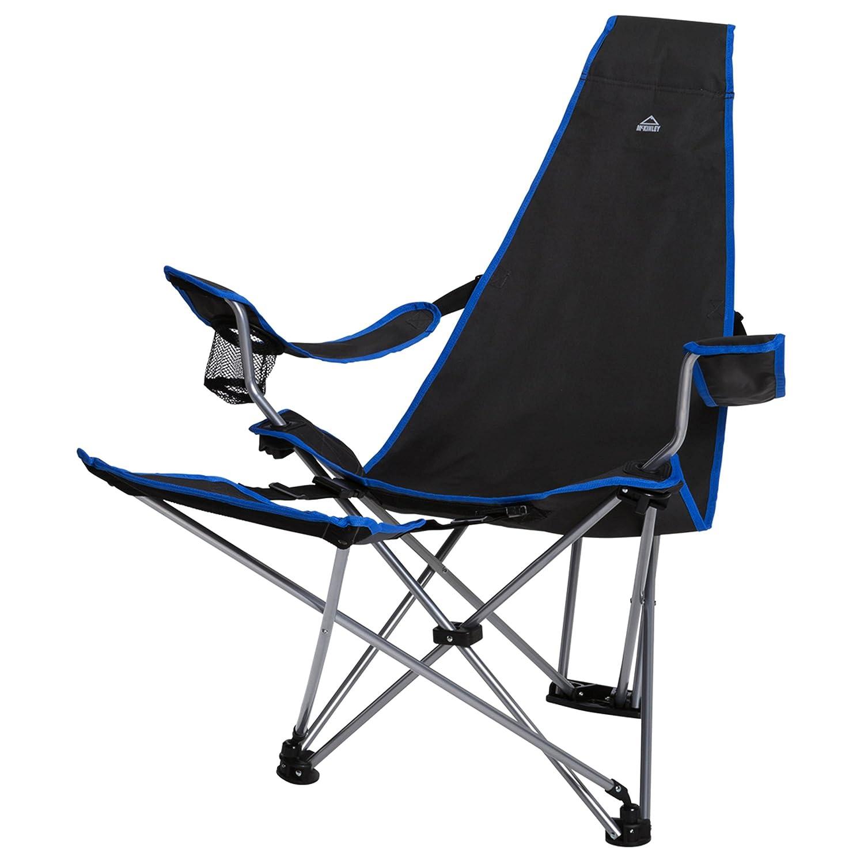 Faltstuhl camping  McKinley Fold-Away Relax Comfort Camping-Chair: Amazon.co.uk ...