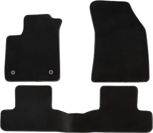 dbs tapis de voiture sur mesure pour megane 4 2015 2020 3 pieces tapis de sol antiderapant pour automobile moquette premium