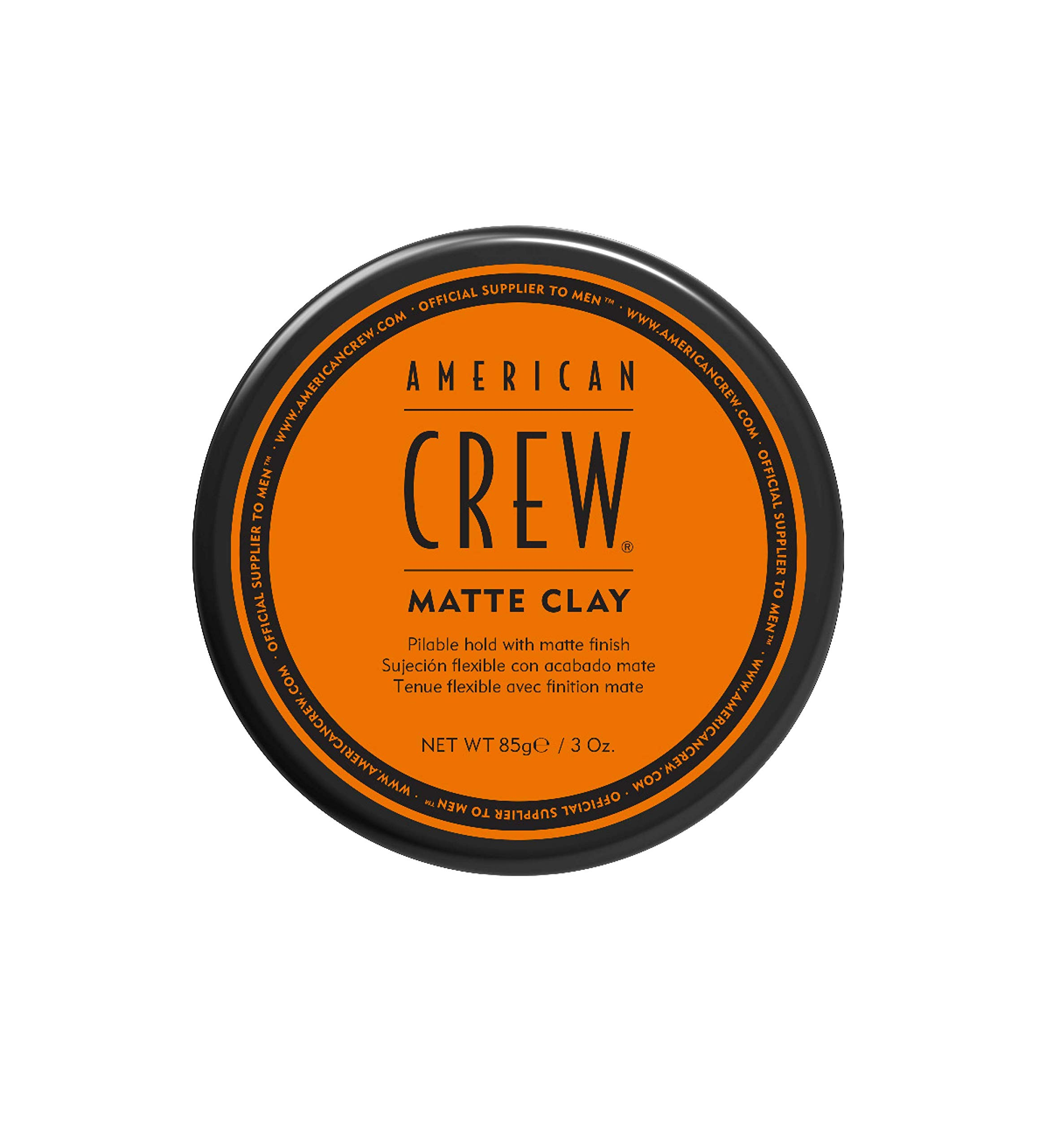 American Crew Matte Clay 3 oz by AMERICAN CREW