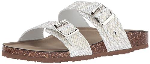 374ee75f5affc Madden Girl Women s Brando Slide Sandal