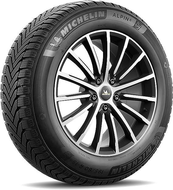 Reifen Winter Michelin Alpin 6 195 60 R16 89h Auto
