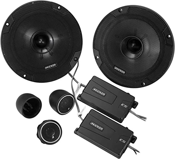Kicker 46CSS654 Car Audio 6 1/2