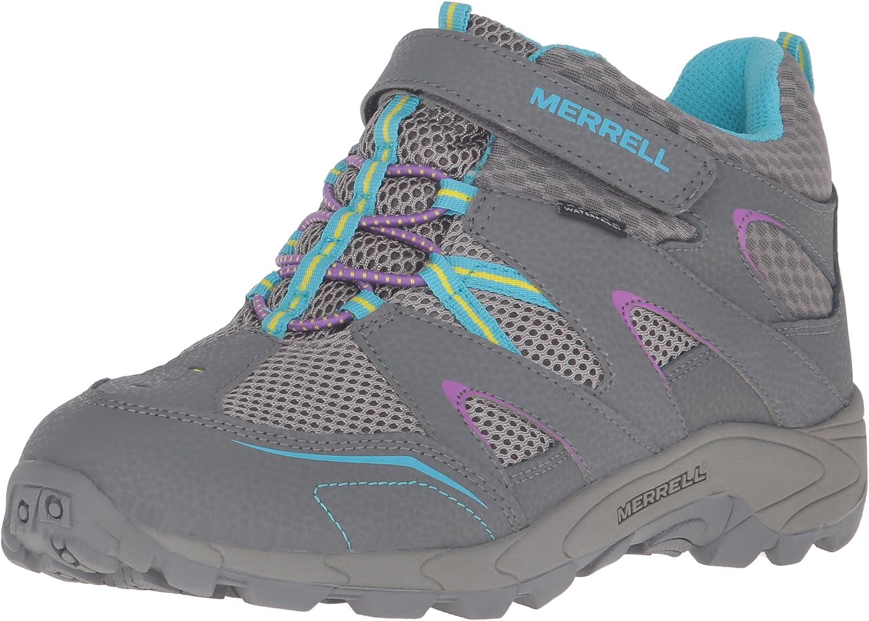 Merrell Hilltop Mid Quick-Close Chaussures de Randonn/ée Hautes Fille