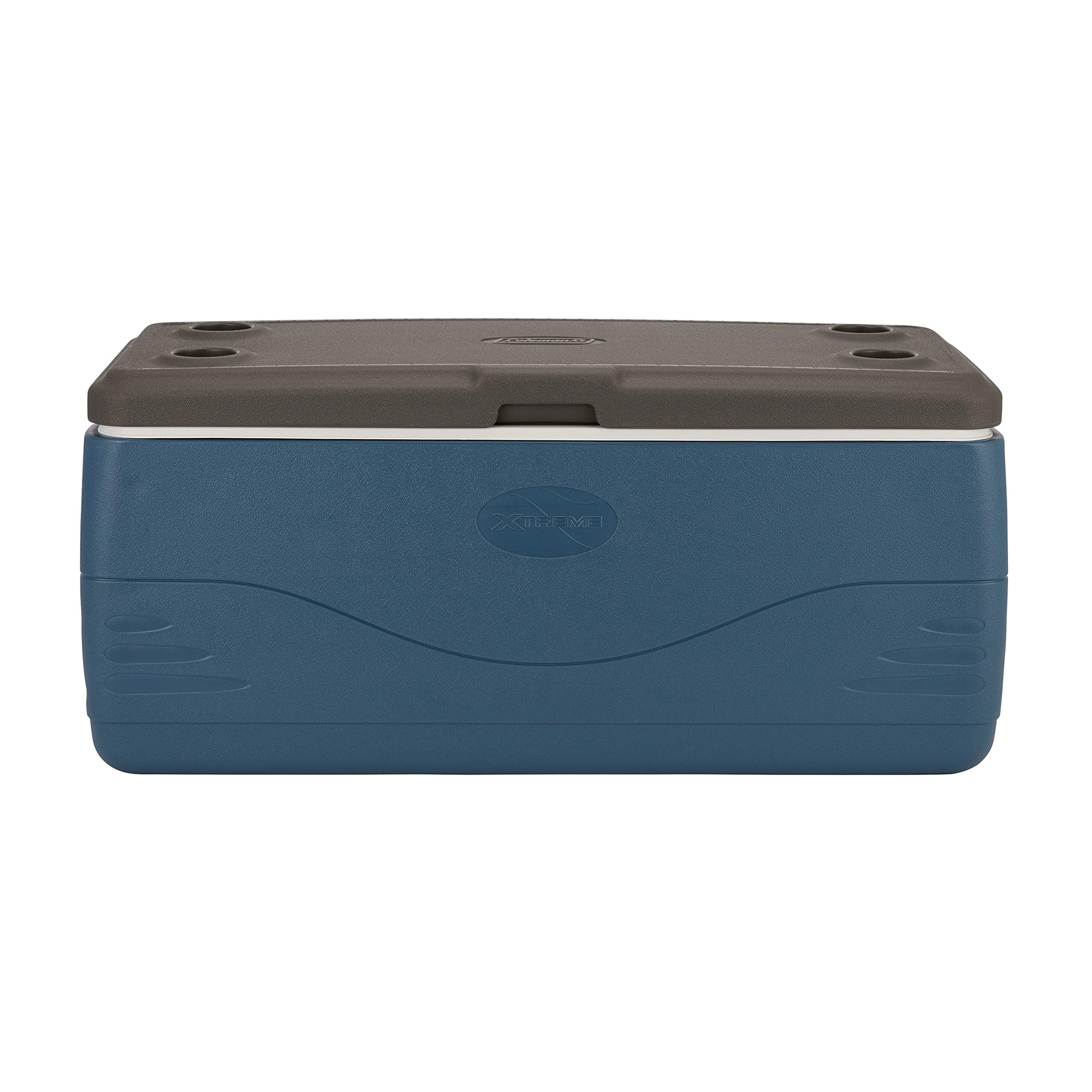 Coleman 150-Quart Xtreme 6-Day Marine Cooler, Slate by Coleman