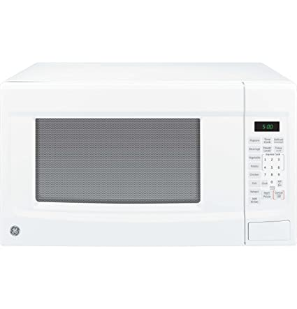 amazon com ge jes1460dsww 1 4 cu ft countertop microwave white rh amazon com GE Microwave Over the Range GE Spacemaker Over Range Microwave