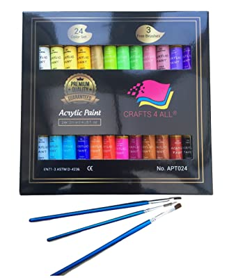 Acrylic-paint-24-Set-Crafts-4-All