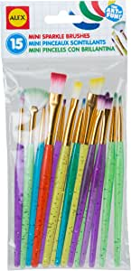 ALEX Toys Artist Studio 15 Mini Sparkle Brushes