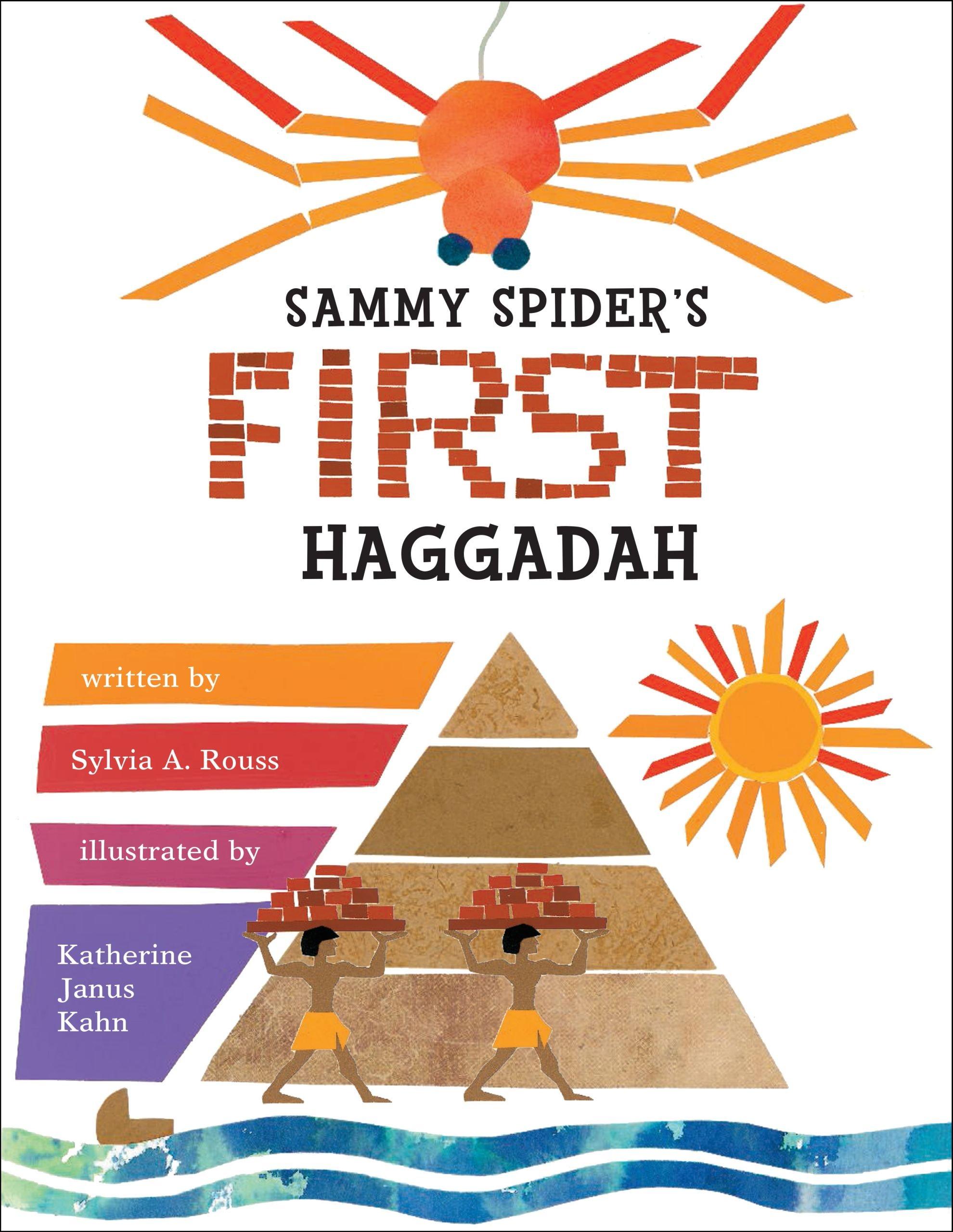 Sammy Spiders First Haggadah: Amazon.es: Rouss, Sylvia A., Kahn ...