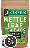 Organic Nettle Leaf Tea Bags | 20 Tea Bags | Eco-Conscious Tea Bags in Kraft Bag | Raw from Bulgaria | by FGO