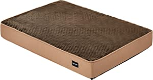 AmazonBasics Memory Foam Pet Bed