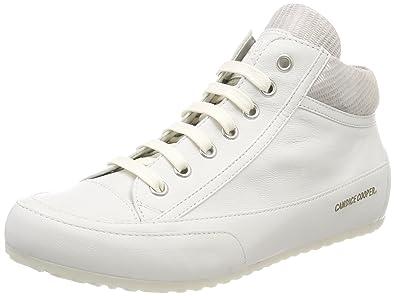 Candice Cooper Vitello, Baskets Femme, Blanc (Bianco Weiß), 38.5 EU