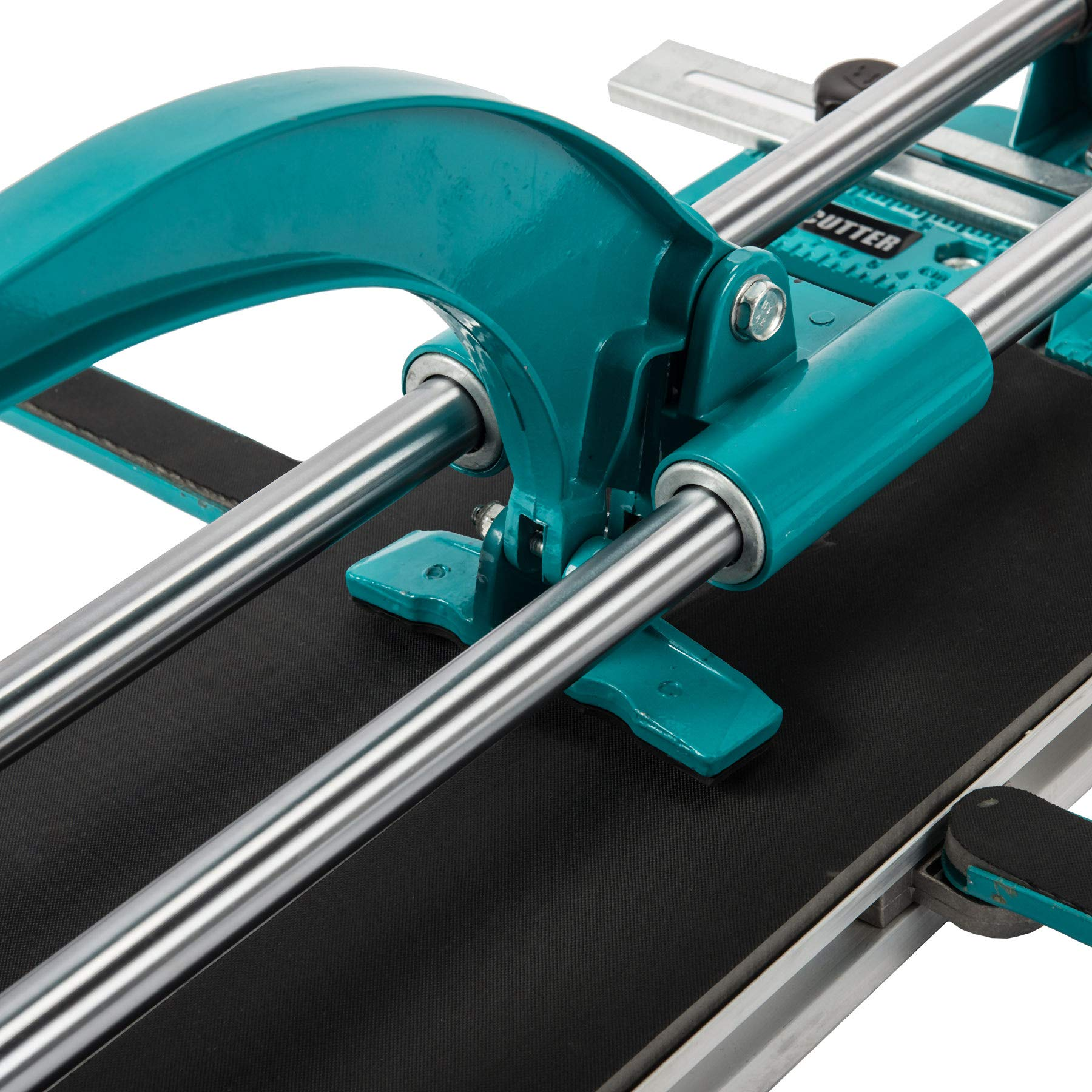CO-Z Manual Tile Cutter 40'' Cutting Length Professional Porcelain Ceramic Floor Tile Cutter Machine Adjustable Laser Guide for Precision Cutting (40 inch) by CO-Z (Image #7)