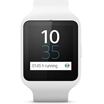 Sony SmartWatch 3 SW50 - Smartwatch (Estanco al agua: Amazon.es ...