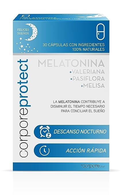 Corpore Protect Melatonina - 30 Cápsulas