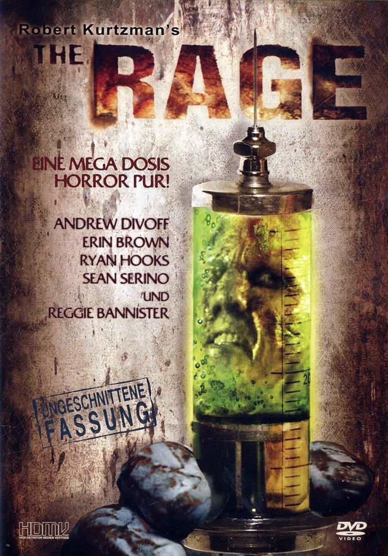 The Rage - Uncut [Alemania] [DVD]: Amazon.es: Andrew Divoff ...