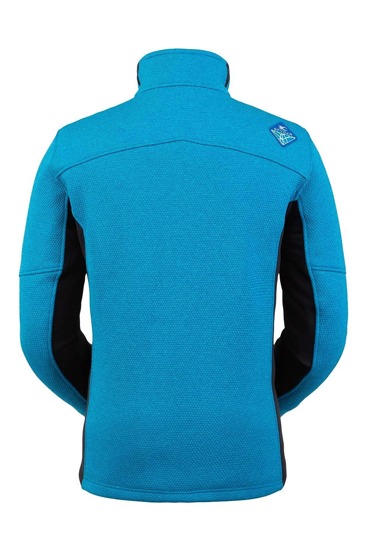 Full Zip Sweater Spyder Herren Wengen Encore Fleece Jacke