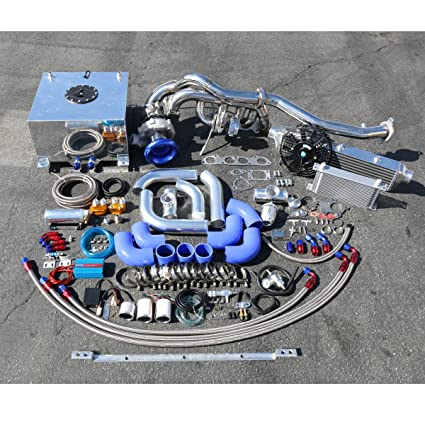 Amazon.com: For Honda S2000 High Performance 26pcs T04E Turbo Upgrade Installation Kit: Automotive