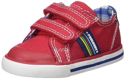 Pablosky 938960, Zapatillas para Niños, Rojo (Red), 21 EU
