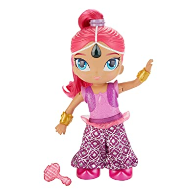 Fisher-Price Nickelodeon Shimmer & Shine, Genie Dance Shimmer Doll: Toys & Games