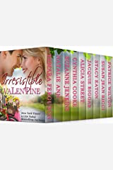 IRRESISTIBLE VALENTINE (Irresistible Romance Book 3) Kindle Edition