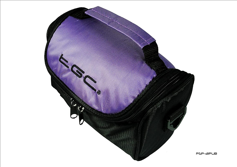 Eléctrica para morado y negro bolsa de viaje para Garmin para navegador GPS de aviación los amigos 550