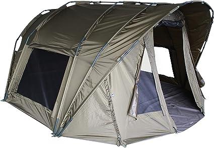 Bivvy MK Fort Knox Pro Dome 3,5 Mann Angelzelt Bivvy Karpfen Aktionspreis