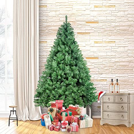 Image Unavailable - Amazon.com: Ztotop 6.5 Foot Premium Spruce Hinged Artificial