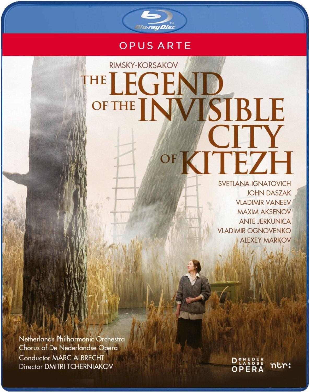 Blu-ray : Marc Albrecht - Rimsky-korsakov: Legend Of Invisible City Of Kitezh (Blu-ray)