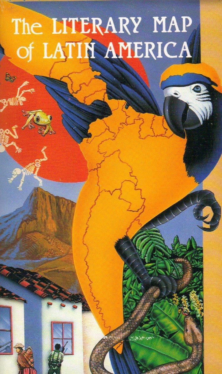 The Literary Map of Latin America
