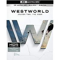 Westworld S2: The Door (LE 4K Ultra HD) on Blu-ray