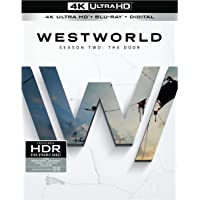 Westworld: The Complete Second Season: The Door 4K/UHD [Blu-ray]