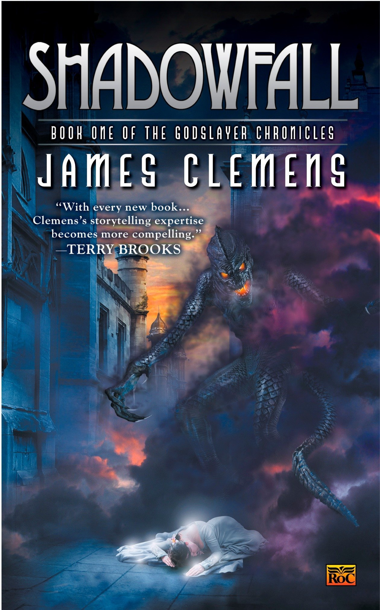 james clemens godslayer book 3