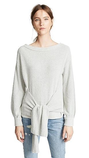 ebc6784f2a Brochu Walker Women s Runa Off Shoulder Sweater