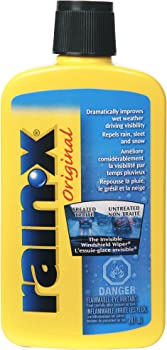 RainX Yellow Windshield Treatment, 7 Fluid Ounces