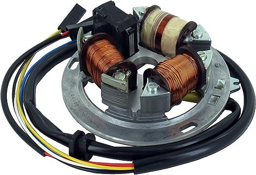 Fez Grundplatte 8305 2 4 100 12v Elektronik 42 21w Bilux Für Simson S53 Auto