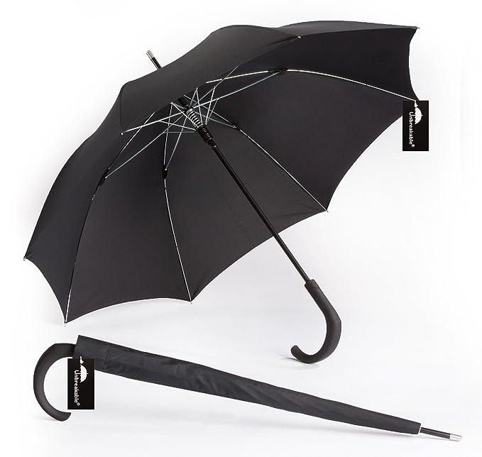 Unbreakable® Umbrella Premium rundhake Mango U de 105: Amazon.es: Deportes y aire libre