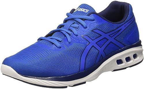estilos clásicos duradero en uso costo moderado Buy ASICS Men's Victoria Blue Running Shoes-9 UK/India (44 EU) (10 ...