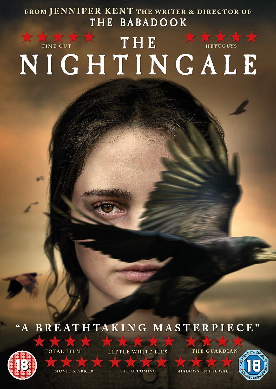 Amazoncom The Nightingale DVD 2019 Aisling Franciosi Gemma  Arterton Sam Claflin Baykali Ganambarr Jennifer Kent Aisling Franciosi  Gemma Arterton Movies  TV