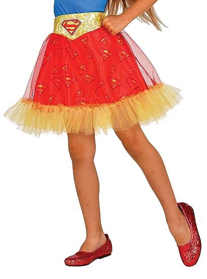 Imagine by Rubies Kids Supergirl Skirt Costume One Size  sc 1 st  Amazon.com & Amazon.com: Imagine by Rubies Kids Supergirl Skirt Costume One Size ...
