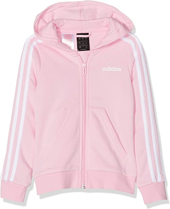 adidas Essentials 3s Full Zip Hoodie Maillot de survêtement