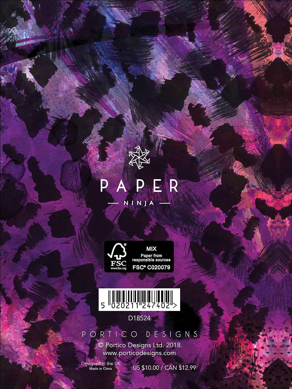 Paper Ninja 2019 - Agenda (A6, Flexi): Amazon.es: Oficina y ...